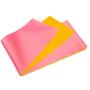 ピンク×黄