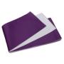 古代紫×白