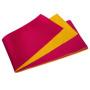 赤×黄/紫×濃ブルー